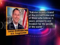 News video: U.S. congressman Dana Rohrabacher wants trial of Pakisani officials for war crimes in Balochistan
