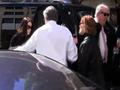 News video: Raw: Casey Anthony Arrives at Bankruptcy Court